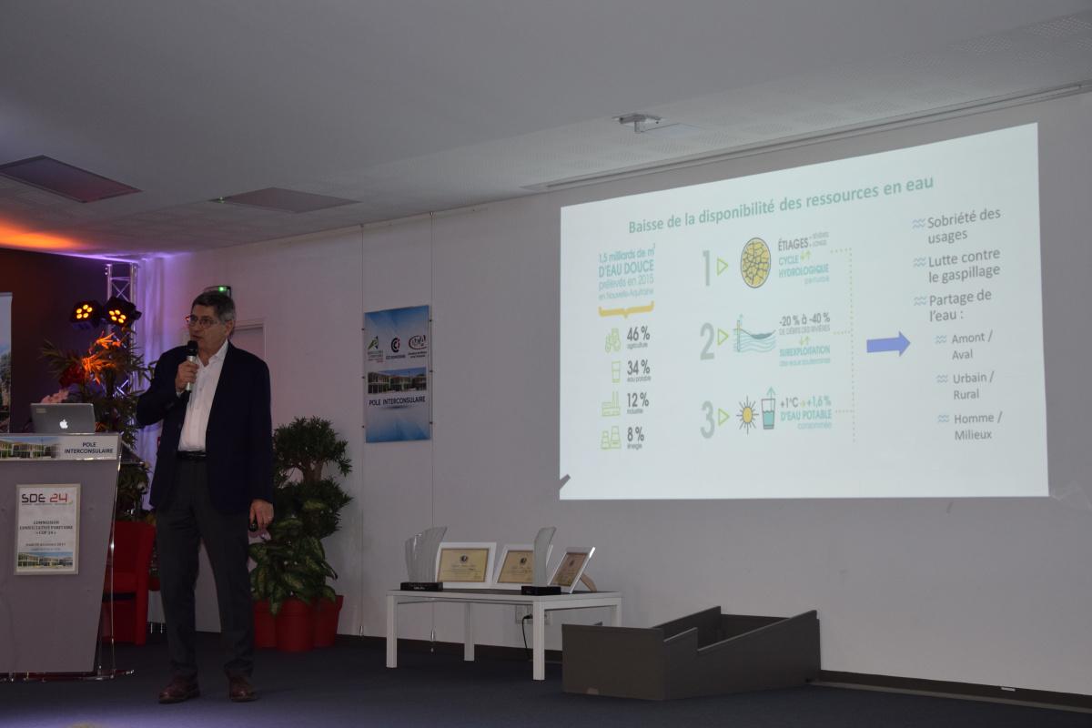 COP 24 - Quelle trajectoire de transition énergétique pur la Dordogne à l'horizon 2030 ?