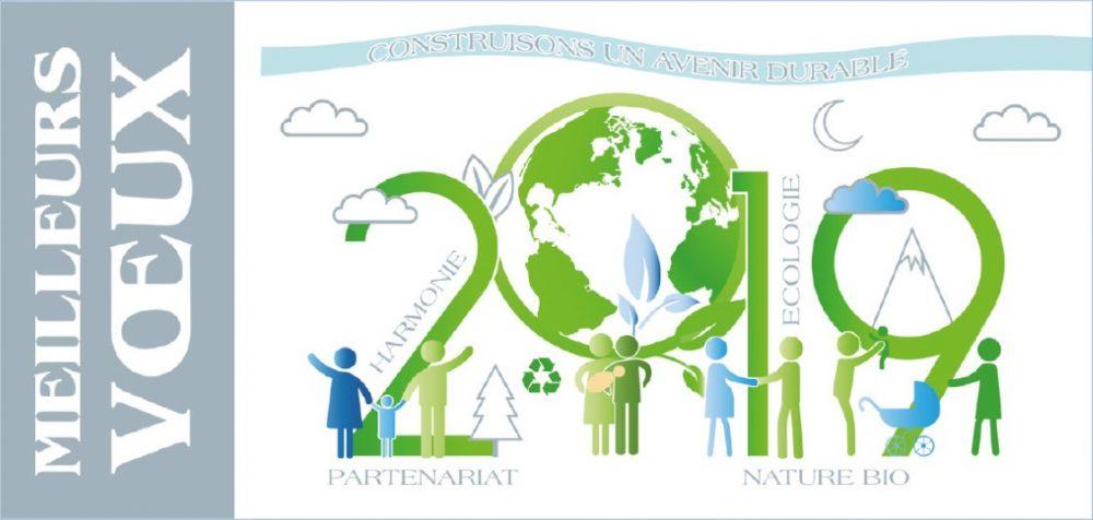 M. Philippe Ducène, Président du SDE 24, les Vice-Présidents, les membres du bureau et du comité syndical, les collaboratrices et collaborateurs, vous souhaitent une année pleine d'énergie et de succès.